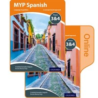 Myp Spanish: Language Acquisition Phases 3-4: Print And Online Student Book Pack