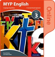 Myp English: Language Acquisition Phase 3: Online Course Book