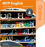 Myp English: Language Acquisition Phase 4: Online Course Book