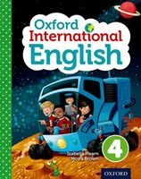 Oxford International English Student Book 4