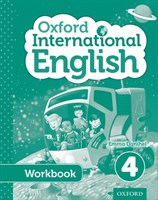 Oxford International English Student Workbook 4
