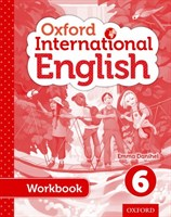 Oxford International English Student Workbook 6