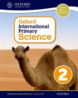 Oxford International Primary Science: Stage 2: Age 6-7 Student Workbook 2