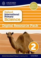 Oxford International Primary Science: Digital Resource Pack 2
