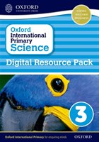 Oxford International Primary Science: Digital Resource Pack 3