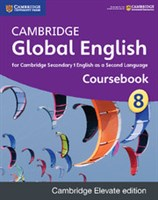 Cambridge Global English Stage 8 Coursebook Cambridge Elevate edition (1 year)