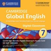 Cambridge Global English Stage 7 Cambridge Elevate Digital Classroom Access Card (1 Year)