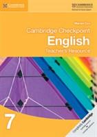 Cambridge Checkpoint English Teacher's Resource CD-ROM 7
