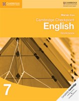 Cambridge Checkpoint English Workbook Book 7