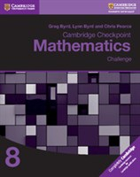 Cambridge Checkpoint Mathematics Challenge 8