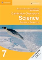 Cambridge Checkpoint Science Teacher's Resource CD-ROM 7