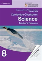 Cambridge Checkpoint Science Teacher's Resource CD-ROM 8