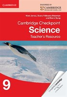 Cambridge Checkpoint Science Teacher's Resource CD-ROM 9