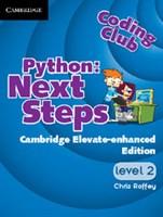 Python: Next Steps Cambridge Elevate enhanced edition (school site licence) (Level 2)