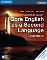 Cambridge IGCSE™ Core English as a Second Language Coursebook with Audio CD