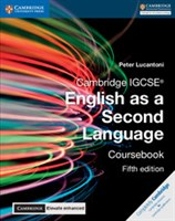 Cambridge IGCSE™ English as a Second Language Fifth edition Coursebook with  Elevate enhanced edition (2Yr)