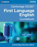 Cambridge IGCSE™ First Language English Coursebook Cambridge Elevate edition (2Yr)