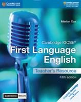 Cambridge IGCSE™ First Language English Teacher's Resource with Cambridge Elevate