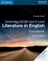 Cambridge IGCSE™ and O Level Literature in English Coursebook