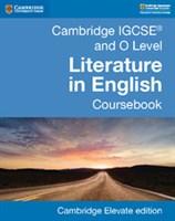 Cambridge IGCSE™ and O Level Literature in English Coursebook Cambridge Elevate edition (2Yr)