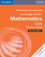 Cambridge IGCSE™ Mathematics Core Practice Book