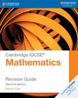 Cambridge IGCSE™ Mathematics Revision Guide