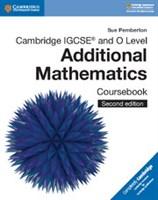 Cambridge IGCSE™ and O Level Additional Mathematics Coursebook
