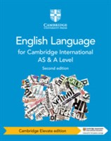 Cambridge International AS & A Level English Language Coursebook Cambridge Elevate (2 years) Second Edition