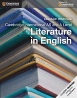 Cambridge International AS & A Level Literature in English Coursebook First Edition
