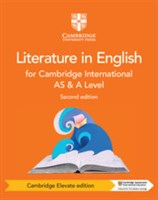 Cambridge International AS & A Level Literature in English Coursebook Cambridge Elevate (2 years) Second Edition