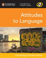 Attitudes to Language Cambridge Elevate edition (2Yr)