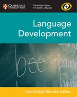 Language Development Cambridge Elevate edition (2Yr)