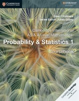Cambridge International AS & A-Level Mathematics Probability and Statistics 1
