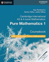 Cambridge International AS & A-Level Mathematics Pure Mathematics 1 Coursebook with Cambridge Online Mathematics