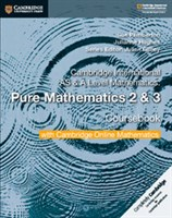 Cambridge International AS & A-Level Mathematics Pure Mathematics 2&3 Coursebook with Cambridge Online Mathematics