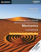 Cambridge International AS & A-Level Mathematics Mechanics 1 Coursebook with Cambridge Online Mathematics