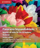 Panorama hispanohablante 1 Workbook