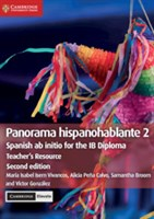 Panorama hispanohablante 2 Teacher's Resource with Cambridge Elevate
