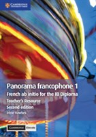 Panorama francophone 1 Teacher's Resource with Cambridge Elevate