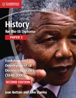 History for the IB Diploma: Paper 2: Evolution and Development of Democratic States