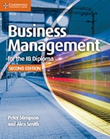 Business and Management for the IB Diploma Coursebook