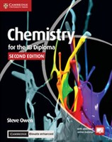 Chemistry for the IB Diploma Coursebook with Cambridge Elevate enhanced edition (2Yr)