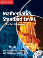 Mathematics for the IB Diploma: Mathematics Standard Level
