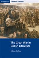 The Great War in British Literature