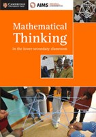 Mathematical Thinking in the lower secondary classroom - Teacher Resource