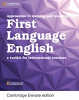 Approaches to Learning and Teaching First Language English Cambridge Elevate edition (2Yr)