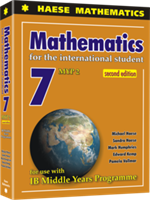 Mathematics for the International Student 7 (MYP 2) 2nd edition - Textbook