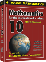 Mathematics for the International Student 10 Standard (MYP 5S) - Digital only subscription