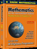 Mathematical Studies SL third edition - Textbook