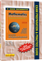 Mathematical Studies SL third edition - Exam Preparation & Practice Guide (Book Only)